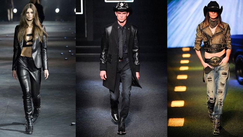 Тенденции современной моды – готический стиль