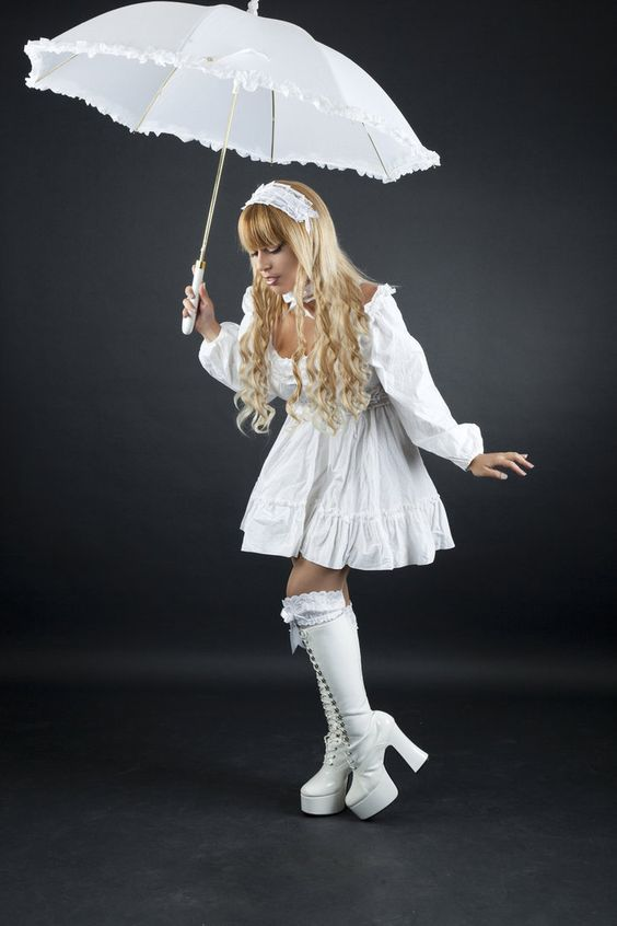 white-lolita